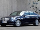 Mercedes-Benz  C-class (W204 facelift 2011)  C 220 CDI (170 Hp) BlueEFFICIENCY G-TRONIC