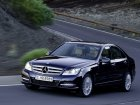 Mercedes-Benz  C-class (W204 facelift 2011)  C 200 CDI (136 Hp)