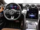 Mercedes-Benz  C-class (W206)  C 180 (170 Hp) 9G-TRONIC