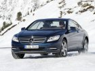 Mercedes-Benz CL Technical specifications and fuel economy