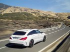 Mercedes-Benz  CLA Shooting Brake (X117)  CLA 200 CDI (136 Hp) DCT
