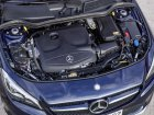 Mercedes-Benz  CLA Shooting Brake (X117 facelift 2016)  CLA 200d (136 Hp)