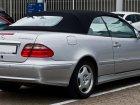 Mercedes-Benz CLK (A 208 facelift 1999)
