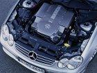 Mercedes-Benz  CLK (A 209)  AMG CLK 55 V8 (367 Hp) 5G-TRONIC