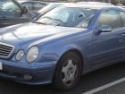 Mercedes-Benz CLK (C 208 facelift 1999)