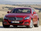 Mercedes-Benz  CLS coupe (C218)  CLS 350 CDI (265 Hp) 4MATIC G-TRONIC