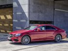 Mercedes-Benz  CLS coupe (C218 facelift 2014)  CLS 220 (170 Hp) BlueTEC G-TRONIC