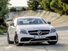 Mercedes-Benz  CLS coupe (C218 facelift 2014)  CLS 500 (408 Hp) G-TRONIC 4MATIC