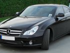 Mercedes-Benz  CLS coupe (C219, facellift 2008)  AMG CLS 63 (514 Hp)