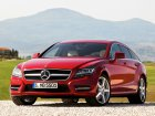 Mercedes-Benz  CLS Shooting Brake (X218)  CLS 250 CDI (204 Hp) G-TRONIC