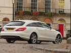 Mercedes-Benz  CLS Shooting Brake (X218)  CLS 500 (408 Hp) 4MATIC