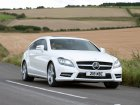 Mercedes-Benz  CLS Shooting Brake (X218)  AMG CLS 63 (557 Hp)
