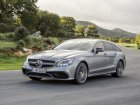 Mercedes-Benz  CLS Shooting Brake (X218 facelift 2014)  CLS 350 d (258 Hp) 4MATIC G-TRONIC