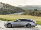 Mercedes-Benz  CLS Shooting Brake (X218 facelift 2014)  CLS 500 (408 Hp) G-TRONIC