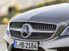 Mercedes-Benz  CLS Shooting Brake (X218 facelift 2014)  CLS 500 (408 Hp) 4MATIC G-TRONIC