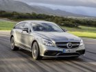 Mercedes-Benz  CLS Shooting Brake (X218 facelift 2014)  CLS 400 (333 Hp) G-TRONIC 4MATIC