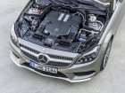 Mercedes-Benz  CLS Shooting Brake (X218 facelift 2014)  CLS 350 d (258 Hp) G-TRONIC