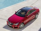Mercedes-Benz  E-class Coupe (C207 facelift 2013)  E 500 (408 Hp) G-TRONIC