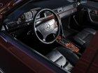 Mercedes-Benz  E-class (W124)  500E (124.036) (326 Hp)