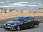 Mercedes-Benz  E-class (W212)  E 200 CDI BlueEFFICIENCY (136 Hp)