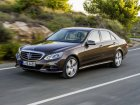 Mercedes-Benz  E-class (W212 facelift 2013)  E 300 (252 Hp) G-TRONIC