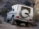 Mercedes-Benz  G-class (W463)  350 GD Turbo (136 Hp) Automatic