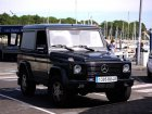 Mercedes-Benz  G-class (W463, facelift 2000)  G 500 V8 (296 Hp) Automatic