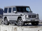 Mercedes-Benz  G-class (W463 facelift 2012)  G 350 (211 Hp) BlueTEC G-TRONIC