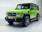 Mercedes-Benz  G-class (W463 facelift 2015)  AMG G 63 (571 Hp) 4MATIC G-TRONIC