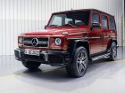 Mercedes-Benz  G-class (W463 facelift 2015)  G 500 (422 Hp) 4x4² G-TRONIC PLUS