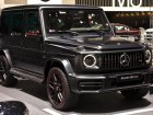 Mercedes-Benz  G-class (W464)  AMG G 63 (585 Hp) 4MATIC G-TRONIC PLUS