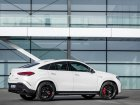 Mercedes-Benz  GLE Coupe (C167)  GLE 350d (272 Hp) 4MATIC G-TRONIC