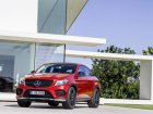 Mercedes-Benz  GLE coupe (C292)  GLE 500 (456 Hp) 4MATIC G-TRONIC