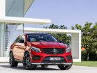 Mercedes-Benz  GLE coupe (C292)  AMG GLE 450 (376 Hp) 4MATIC G-TRONIC