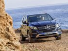 Mercedes-Benz  GLE SUV (W166)  GLE 250d (204 Hp) 4MATIC G-TRONIC