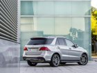 Mercedes-Benz  GLE SUV (W166)  GLE 350d V6 (258 Hp) 4MATIC G-TRONIC
