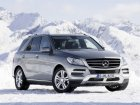 Mercedes-Benz ML Technical specifications and fuel economy