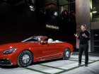 Mercedes-Benz  Maybach S-class Cabriolet  S 600 V12 (530 Hp) G-TRONIC