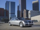 Mercedes-Benz  Maybach S-class (W222)  S 500 V8 (456 Hp) 4MATIC G-TRONIC