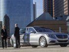 Mercedes-Benz  Maybach S-class (W222)  S 600 V12 (530 Hp) G-TRONIC