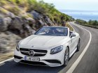 Mercedes-Benz  S-class Cabriolet (A217)  S 500 V8 (456 Hp) G-TRONIC