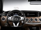 Mercedes-Benz  S-class Coupe (C217)  S 400 (367 Hp) 4MATIC G-TRONIC