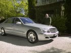 Mercedes-Benz  S-class Long (W220, facelift 2002)  AMG S 55 V8 (500 Hp) G-TRONIC