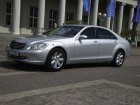 Mercedes-Benz  S-class Long (W221)  S 600 (517 Hp) G-TRONIC