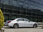 Mercedes-Benz  S-class Long (W222, facelift 2017)  AMG S 63 V8 (612 Hp) 4MATIC G-TRONIC