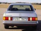 Mercedes-Benz  S-class (W126)  420 SE,SEL (231 Hp)