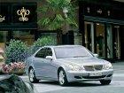 Mercedes-Benz  S-class (W220)  S 320 CDI (204 Hp)