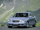 Mercedes-Benz  S-class (W220, facelift 2002)  S 350 (245 Hp) 4MATIC G-TRONIC