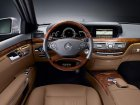Mercedes-Benz  S-class (W221)  AMG S 63 V8 (525 HP) G-TRONIC