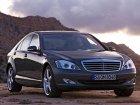 Mercedes-Benz S-class (W221)